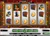 fortune teller video slot