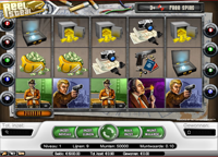 real steal video slot