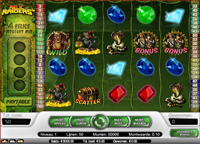 relic raiders video slot