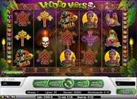 voodoo vibes video slot