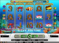 fishy fortune video slot