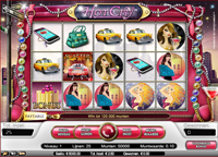 hot city video slot