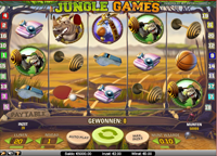 jungle games video slot