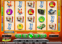 the groovy sixtees video slot